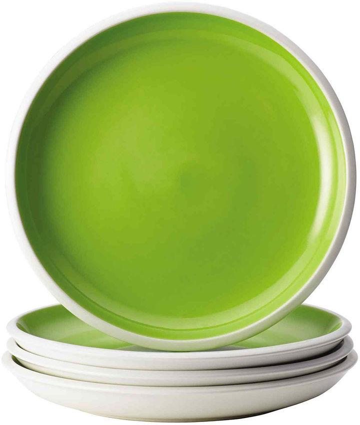 Rachael Ray Rise Set of 4 Salad Plates