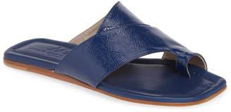 AGL Asymmetrical Toe Loop Slide Sandal