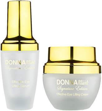 Donna Bella Signature Edition 2Pc Signature Edition Eye Care Set