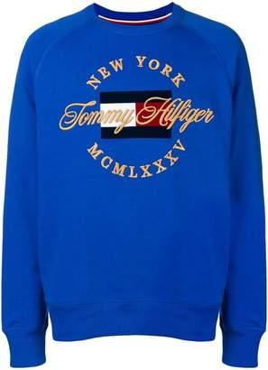 Tommy Hilfiger (トミー ヒルフィガー) - Tommy Hilfiger ロゴ スウェットシャツ