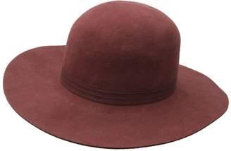 Brixton Women's Magdalena Wool Felt Floppy Hat Size S