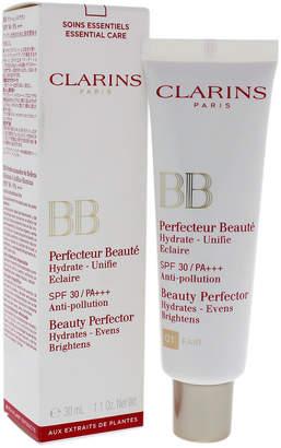 Clarins 1Oz #01 Fair Bb Beauty Perfector Spf 30