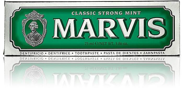 Marvis Women's Classic Strong Mint Toothpaste