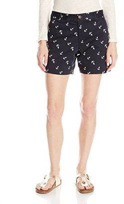 Dockers Women's Essential Printed Short $29.99 thestylecure.com