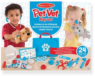 Melissa & Doug Md Pet Vet Play Set - Examine & Treat