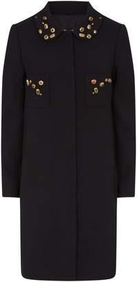 Paule Ka Embellished Coat