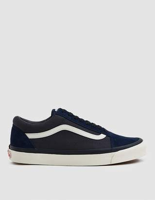 Vans Vault By WTAPS OG Old Skool LX Sneaker in Dress Blues