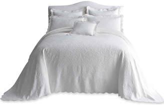 Royal Velvet Coralie Damask Bedspread