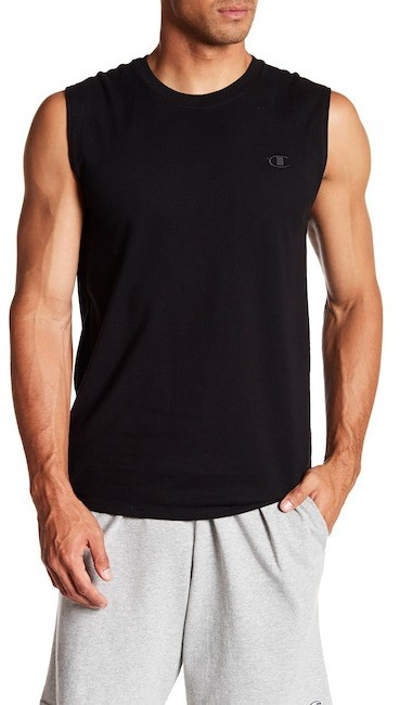 Champion Jersey Muscle Tee