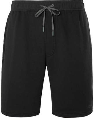 2XU Urban Loopback Cotton-Blend Jersey Running Shorts - Men - Black