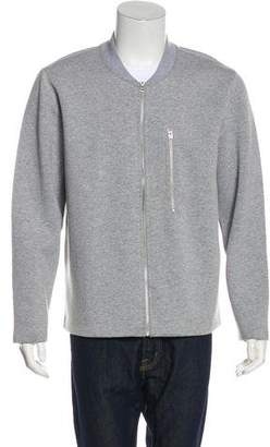 Our Legacy 2016 Scuba Zip-Accented Sweatshirt