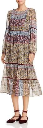 Beltaine Floral Midi Dress $228 thestylecure.com