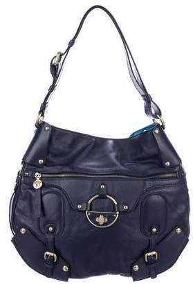 Versace Soft Leather Hobo