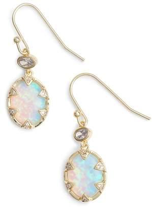 Melinda Maria Alyssa Opal Drop Earrings