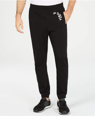 Armani Exchange Men's Fleece Jogger Pants