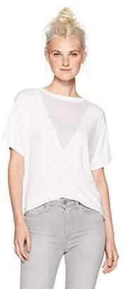 LIRA Women's Valley Deep V Tshirt