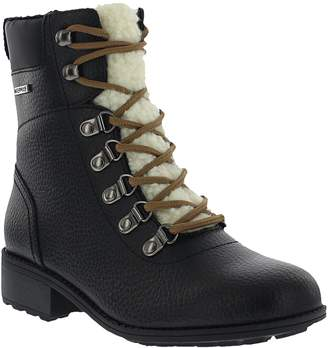 Khombu Women's Lace-Up Boots - Eureka