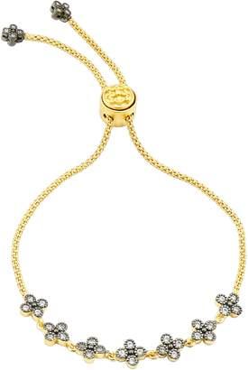 Freida Rothman Adjustable Clover Bracelet