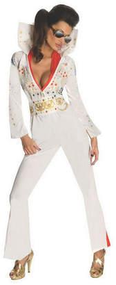 BuySeasons Women Sassy Elvis Adult Costume