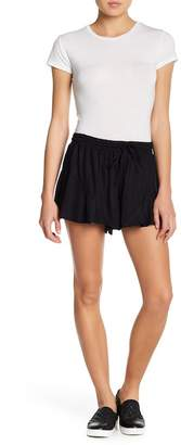 Melrose and Market Flirty Ruffled Shorts (Regular and Petite)