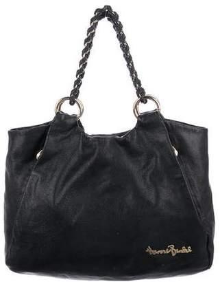 Henri Bendel Leather Shoulder Bag