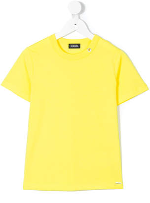 Diesel classic fitted T-shirt