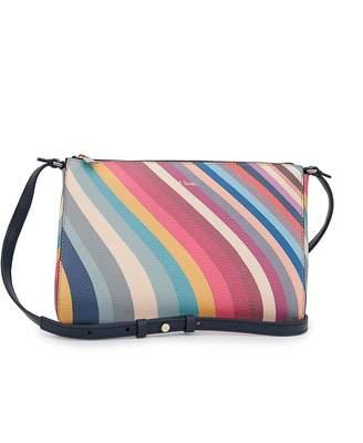 648ef21dcf38 Paul Smith Swirl Poshette Small Shoulder Bag Colour: MULTI