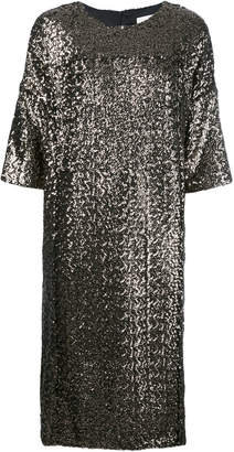 A.F.Vandevorst sequin T-shirt dress