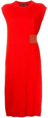 Proenza Schouler sleeveless midi dress