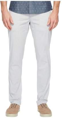 Original Penguin Stretch Micro Vertical Stripe Tailored Pants Men's Casual Pants