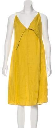 Simon Miller Linen Midi Dress