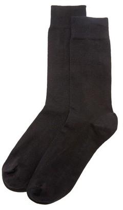 Democratique Socks Originals Solid Socks $10 thestylecure.com