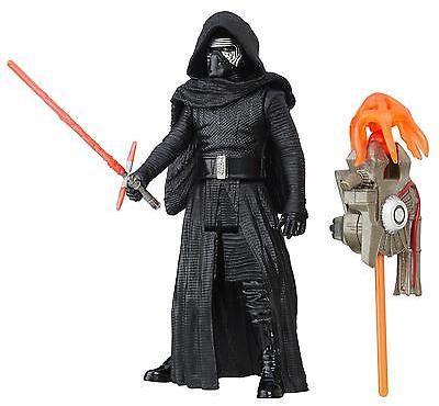 """Star Wars The Force Awakens 3.75"""" Kylo Ren Figure"""