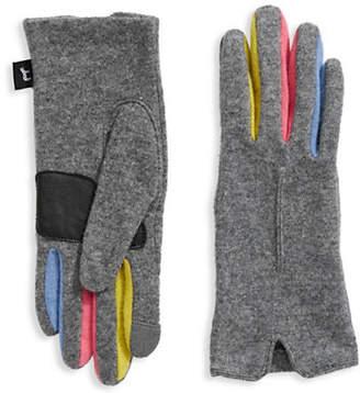 Echo Multicoloured Gloves