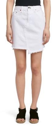 Rag & Bone Women's Dive Denim Skirt