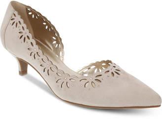 Karen Scott Alana Kitten-Heel Pumps, Women Shoes