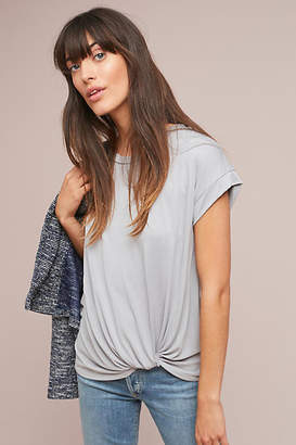 Anthropologie Allison Knotted Tee