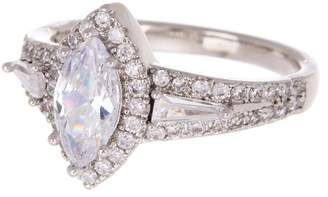 Nordstrom Rack CZ Marquis Engagement Ring