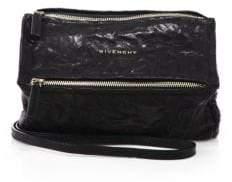 Givenchy Pandora Mini Pepe Leather Shoulder Bag