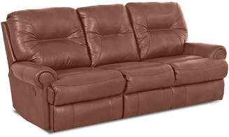 Asstd National Brand Brinkley Leather Power Reclining Sofa