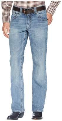 Wrangler Rock 47 Relaxed Boot Jeans Men's Jeans
