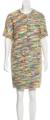 Chloé Tweed Shift Dress