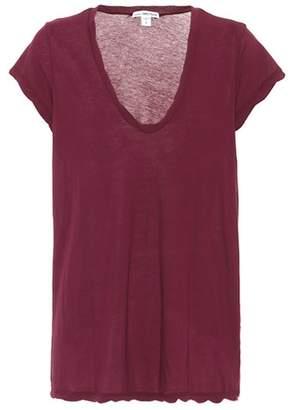 James Perse High Gauge cotton T-shirt