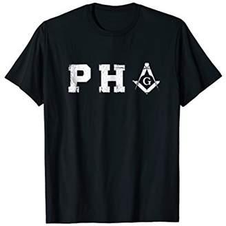Mens PHA Freemason