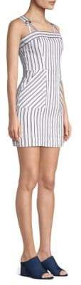 Milly Mini Apron Dress