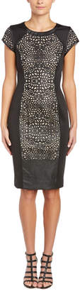Susana Monaco Carmine Sheath Dress