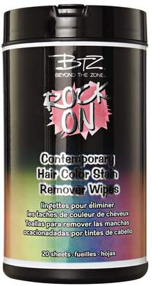 Beyond the Zone Contemporary Hair Color Stain Remover Wipes