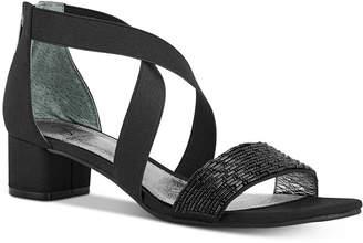 Adrianna Papell Teagan Evening Sandals Women Shoes