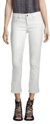 RtA Duchess Flare Leather Pants