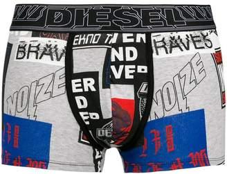 Diesel printed boxer shorts